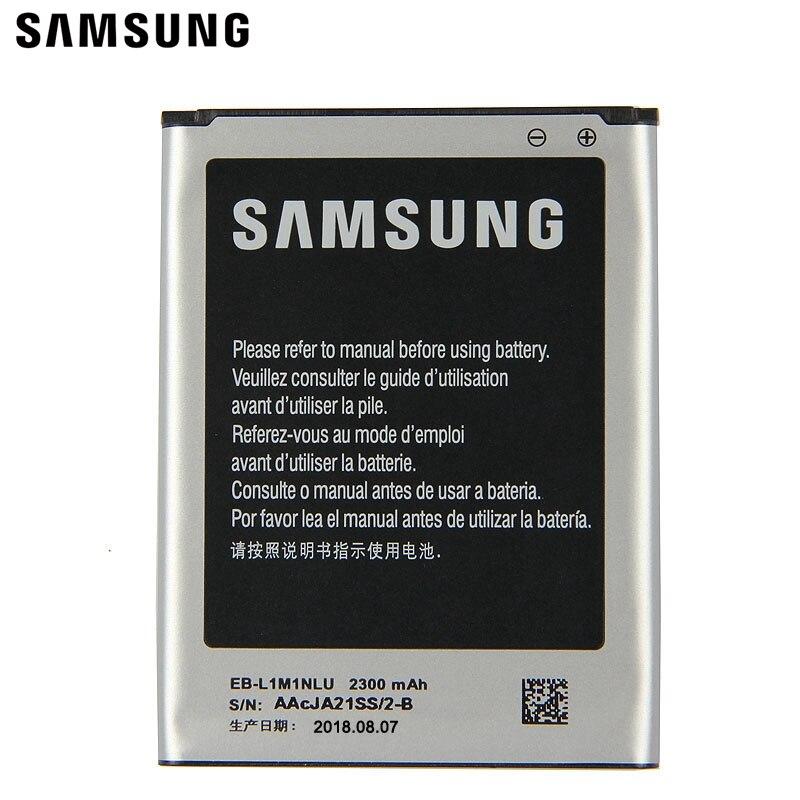 Samsung Originale del Rimontaggio Della Batteria EB-L1M1NLU Per Samsung ATIV S i8790 i8750 i8370 Autentico Batteria Del Telefono 2330 mAhSamsung Originale del Rimontaggio Della Batteria EB-L1M1NLU Per Samsung ATIV S i8790 i8750 i8370 Autentico Batteria Del Telefono 2330 mAh