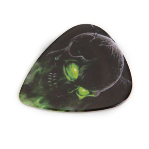 10 x Mediator Celluloid Pick Plectrum for Acoustic Folk Guitar