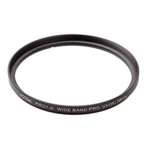 Image 3 - واقي عدسات مرشح UV Haze 46 مللي متر 46 مللي متر من Fotga OEM لكاميرا Canon Nikon Sony Olympus