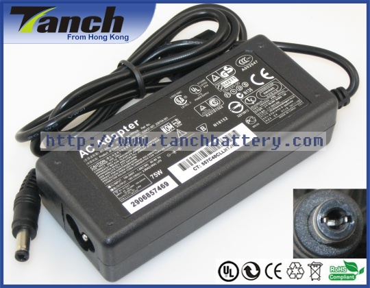 Laptop ac-adapters voor TOSHIBA Satellite T135 C655D PA3432U-1ACA - Notebook accessoires