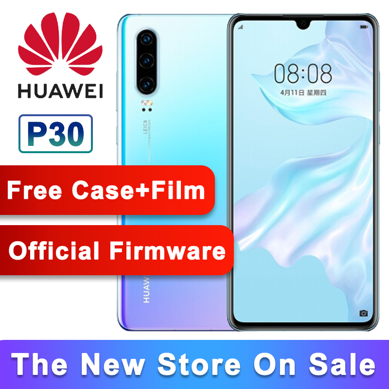 Worldwide delivery huawei p30 smartphone in NaBaRa Online