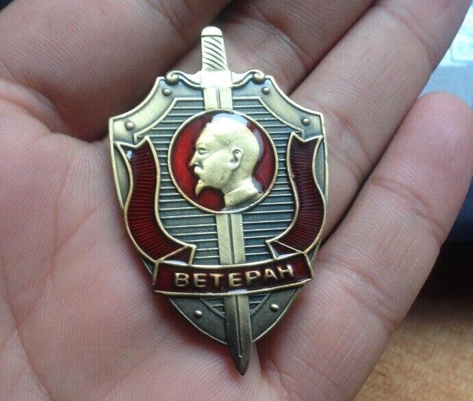 Копировальный значок дзержина от ветерана КГБ. Российская медаль|badge badges|badges militarybadges ussr | АлиЭкспресс