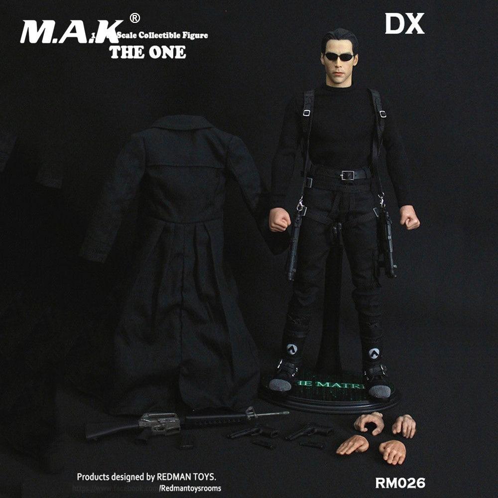 1/6 весы Коллекционная Фигурка RM026 ONE DX Neo 1:6 мужской фигурку полный наборы для ухода за кожей модель игрушечные лошадки подарок