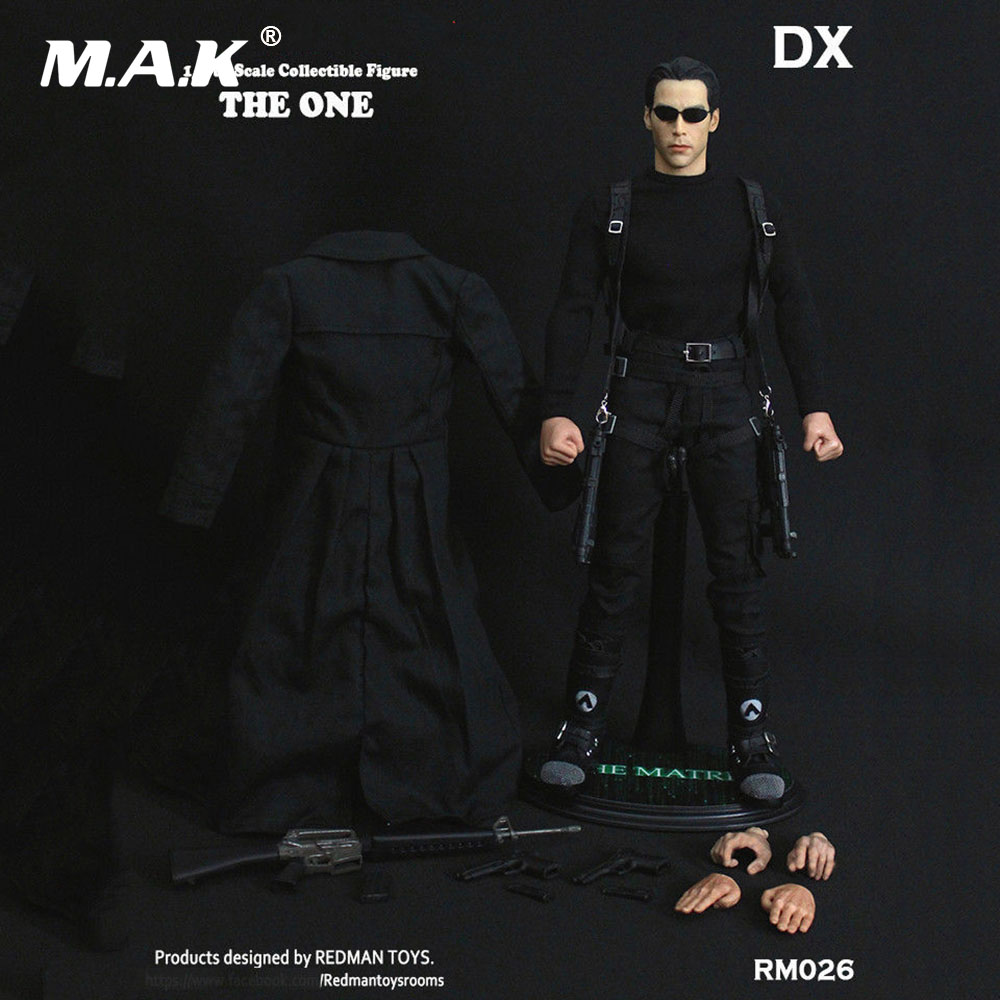 1/6 Scale Collectible Figure RM026 THE ONE DX Neo 1:6 Male Action Figure Full Sets Model Toys for Gift collectible model toys 1 6 scale male full set action figure cowboy light coat ver doc holliday rm012 box set figure
