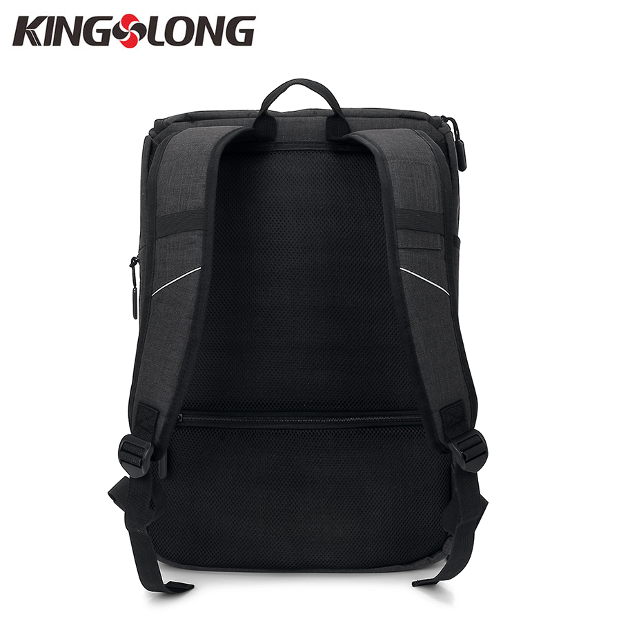 KINGSLONG New Large Capacity Travel Men s Backpack for Shoes Waterproof 17.3