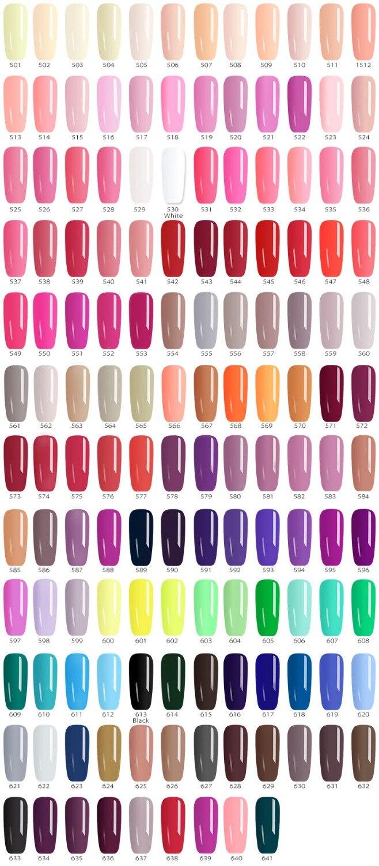 141 шт. * 5 мл Краски ing гель CANNI Лидер продаж ногтей Книги по искусству салон маникюра весь набор чистый Цвета светодиодный гель лак быструю дос...