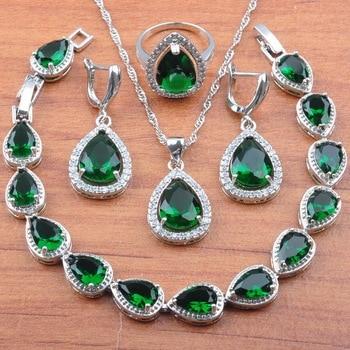 Women's Russian-Style Jewelry Sets