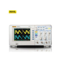 Free Shipping Rigol DS1052E 50MHz Band Widths 2 Channel Digital Oscilloscope