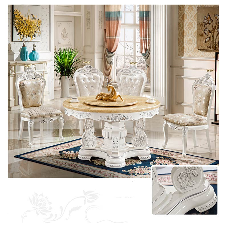Aliexpress.com : Buy Luxury Dining Room Furniture Marble