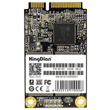 KingDian mSATA Solid State Disk SSD M100 Hard State Drive For Games Medical POS Industrial Tablet PC (M100 16GB)