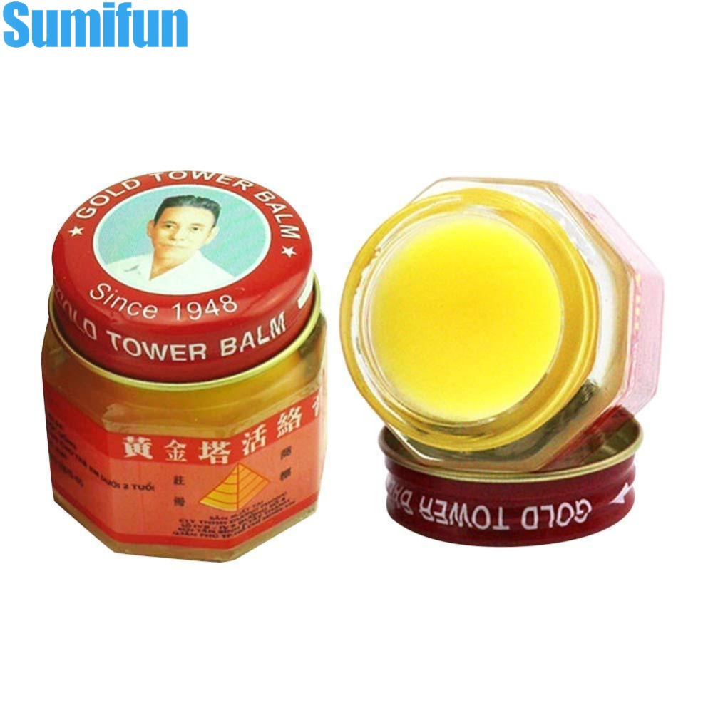 все цены на 1PC Vietnam Gold Tower Balm Active Cream 20g Muscle Aches Athritis Medicine Pain Relief Plaster Relieving Joints Rheumatism