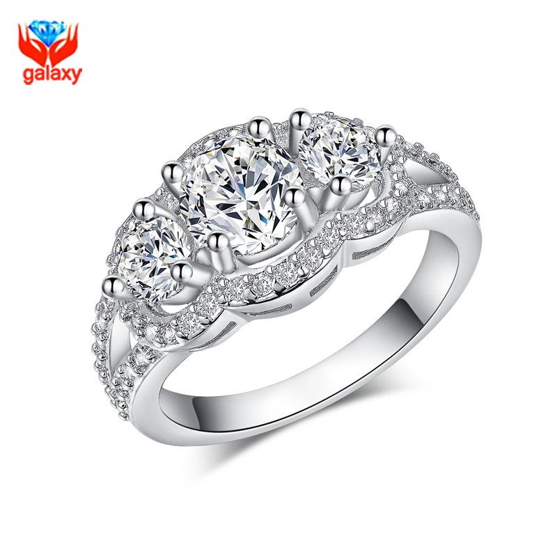 Online get cheap engagement rings woman aliexpresscom for Wedding engagement rings for women