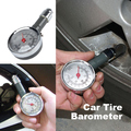 Auto Metal Truck Racing Car Tire Air Pressure Gauge F DXY88