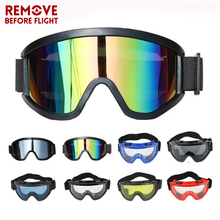 Oculos Motocross Goggles Glasses Motorcycle Protective Gears Cycling MX off road Helmets Ski Sport Gafas Dirt Bike Goggles leshp vintage motocross goggles glasses cycling eye ware mx off road ski helmets goggles with adjustable elastic strap