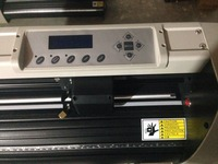 cutter plotter without Aluminum/steel stand free shipping
