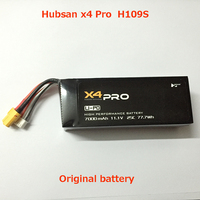 Original Hubsan X4 PRO Battery (H109S Battery )11.1V 7000mAh battery Free shipping