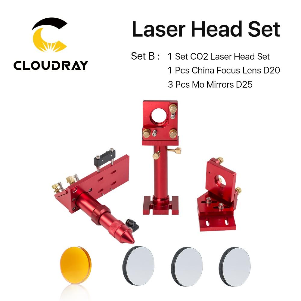 Kit set testina laser CO2 + 1 pz Dia.20mm Obiettivo di messa a fuoco - Strumenti di misura - Fotografia 4