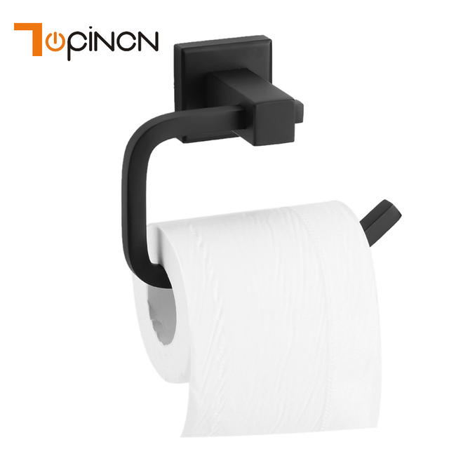 Toilet Paper Storage Rack Holder Wall Mount Tissue Roll Hanger 304