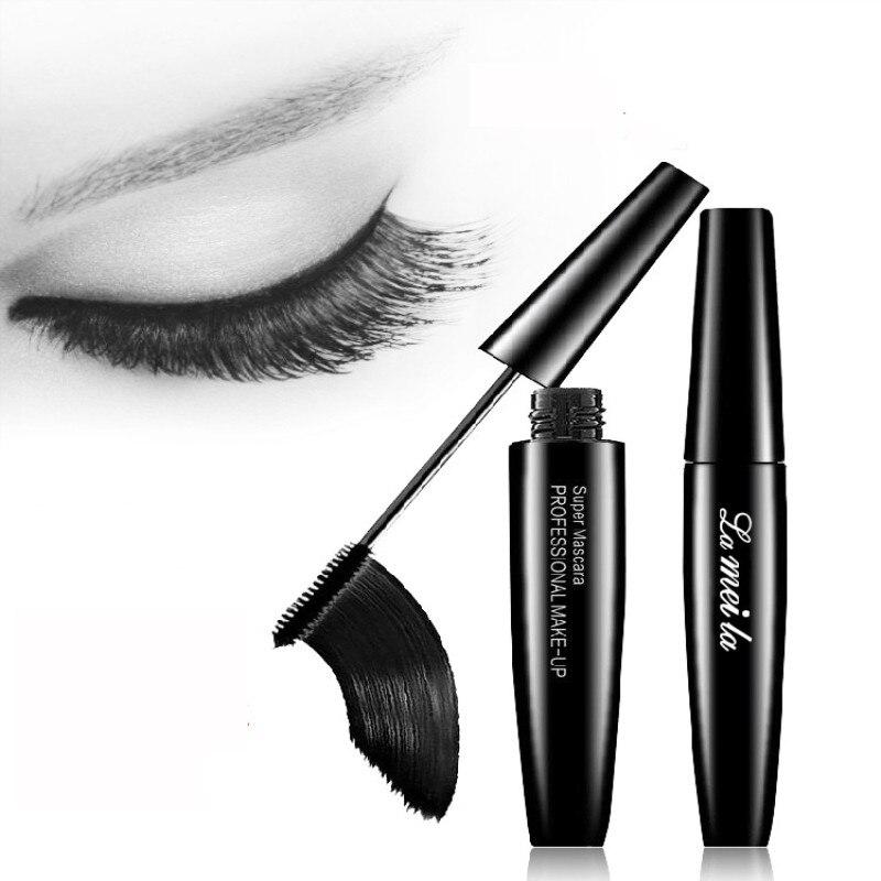 2019 New Beauty Mascara Natural 3D Fiber Waterproof Black ...