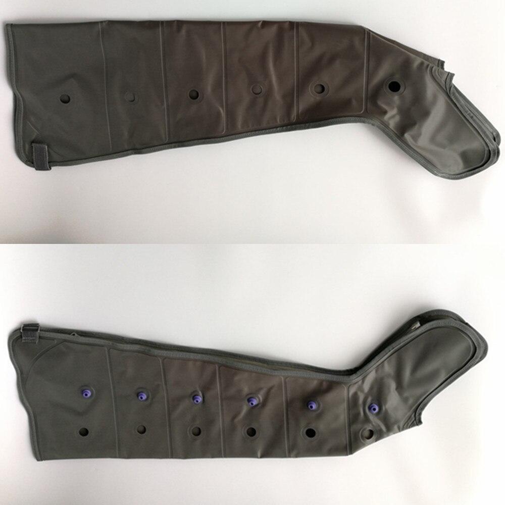 空気圧マッサージ accesory 6 室電動エアー圧縮マッサージ通気性の脚アーム腰ため血液循環  グループ上の 美容 & 健康 からの マッサージ & リラクゼーション の中 3