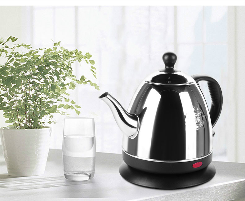 Electric kettle household 304 stainless steel automatic power cut miniElectric kettle household 304 stainless steel automatic power cut mini