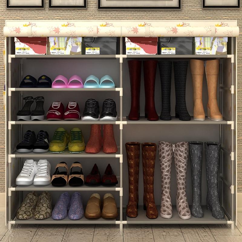 Simple y minimalista recibidor zapatero multifuncional montado armario rack de armarios - Zapatero para recibidor ...