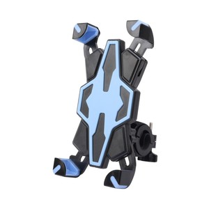 Image 2 - New Bicycle Motorcycle Handlebar Mount Holder Cradle Bracket Stand Support For Most Smartphones Bike Cellphone Bracket Tools
