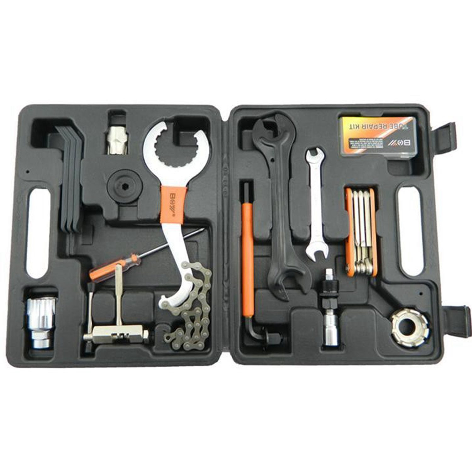Good deal-Mountain Bike Bicycle Repair Tools For The Maintenance Tool Kits Bike Multifunction Repair Tool Suits bike combination tool set professional mountain bike maintenance hand bike bicycle bicycle repair tools full