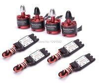 2212 920KV Brushless Motor 30A Simonk ESC For F450 F550 S500 S550 X525 Quadcopter Multicopter