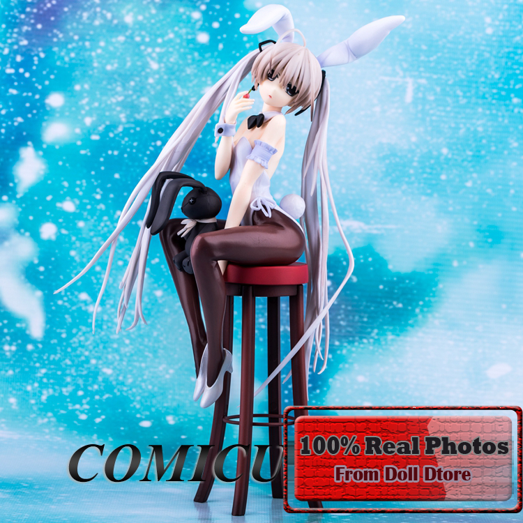 27cm Japanese anime figure ALTER Bunny Style In solitude, where we are least alone Kasugano Sora action figure new hot 28cm in solitude where we are least alone kasugano sora bunny girl sexy collectors action figure toys christmas with box