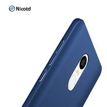Case For Xiaomi Mi 8 SE For Xiaomi Redmi Note 4X Global Case Slim PC Hard Phone Case For Xiaomi Mi Mix 2S A1 A2 5X 6X 360 Cover(China)