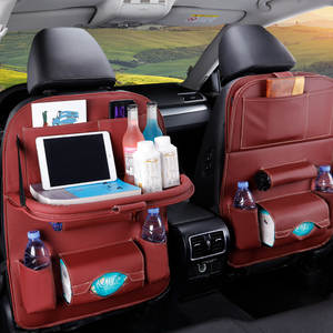 Pad-Bag Table-Tray Back-Organizer Car-Seat Dining-Table Travel