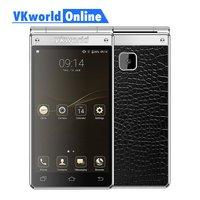 Vkworld T2 Plus Flip Smartphone Double Écran 4.2