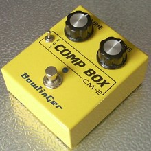 BowlinGer Comp Guitar Pedal Compressor Electric Guitar Effects Compression Sustainer Free Shipping