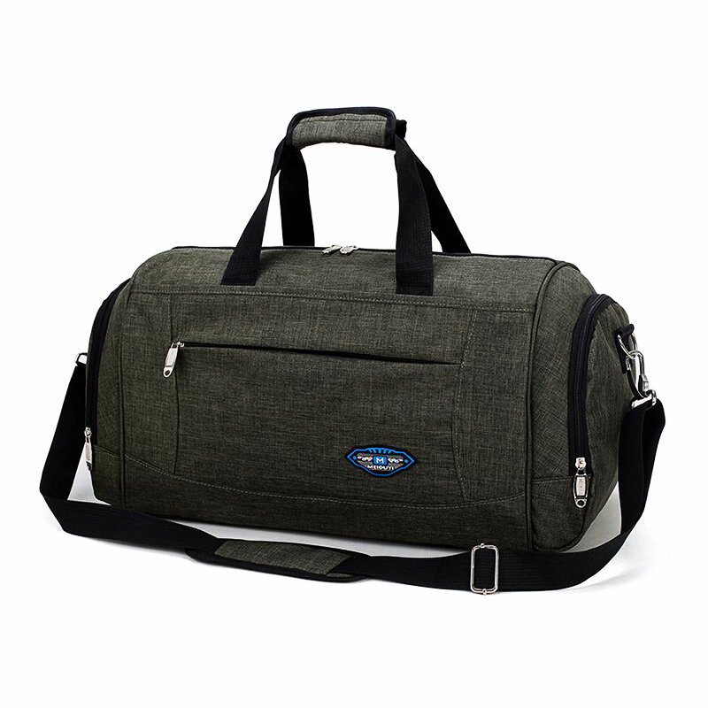 d52f5b55ba0 2018 New Style Nylon Waterproof Gym Bag Large Capacity Women Sports Bag For Fitness  Outdoor Travel Holidy Luggage Crossbody bag-in Gym Bags from Sports ...