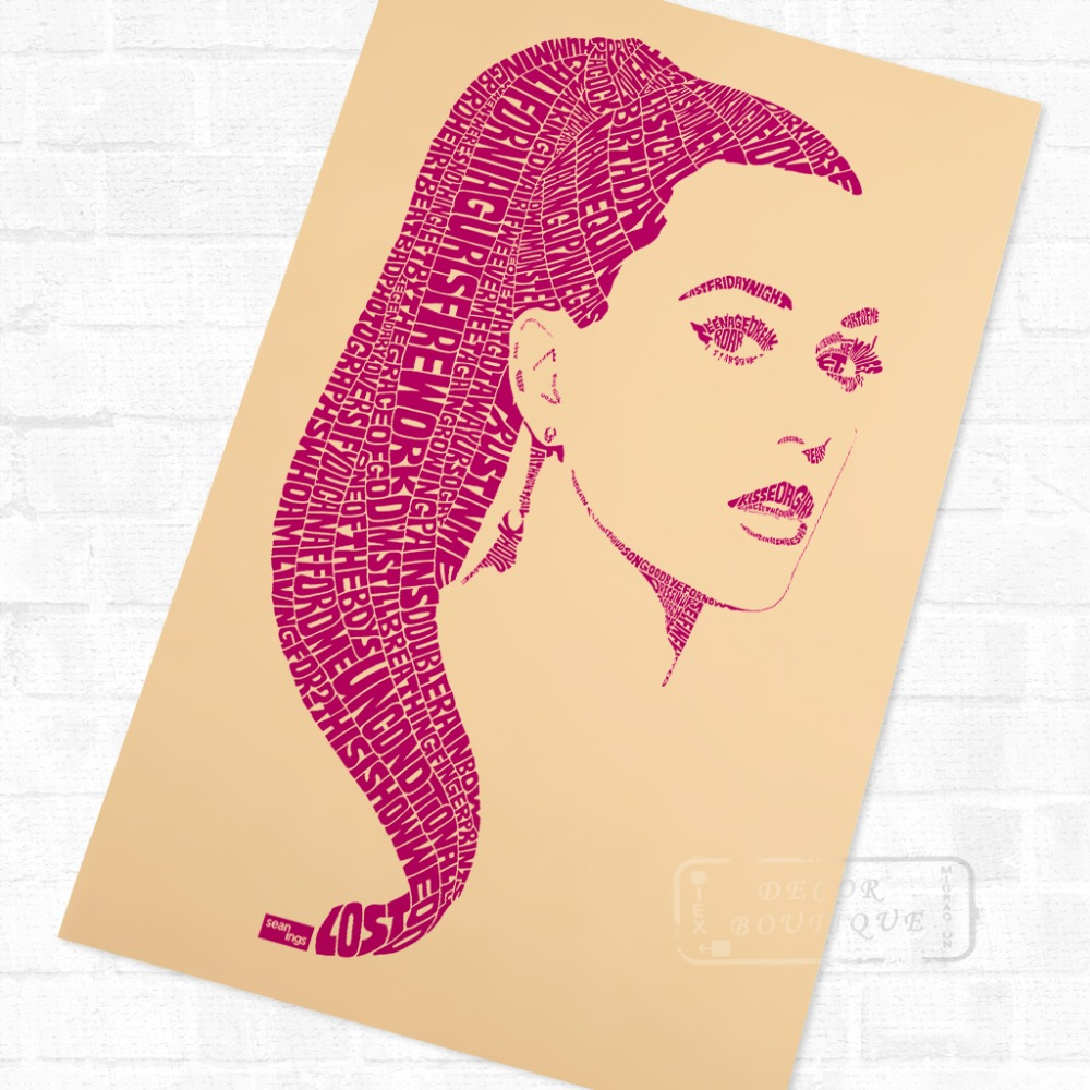 Buy katy perry poster and get free shipping on AliExpress.com