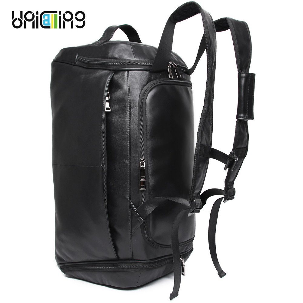 New 2019 Canvas Waterproof Trendy Photography Bag Outdoor Wear resistant Large Backpack Men for Nikon/Canon/ Sony/Fujifilm - 4