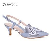 MaxMuxun/женские туфли-лодочки на высоком каблуке с острым носком; новый стиль; женские вечерние модельные туфли с бантом-бабочкой для офиса