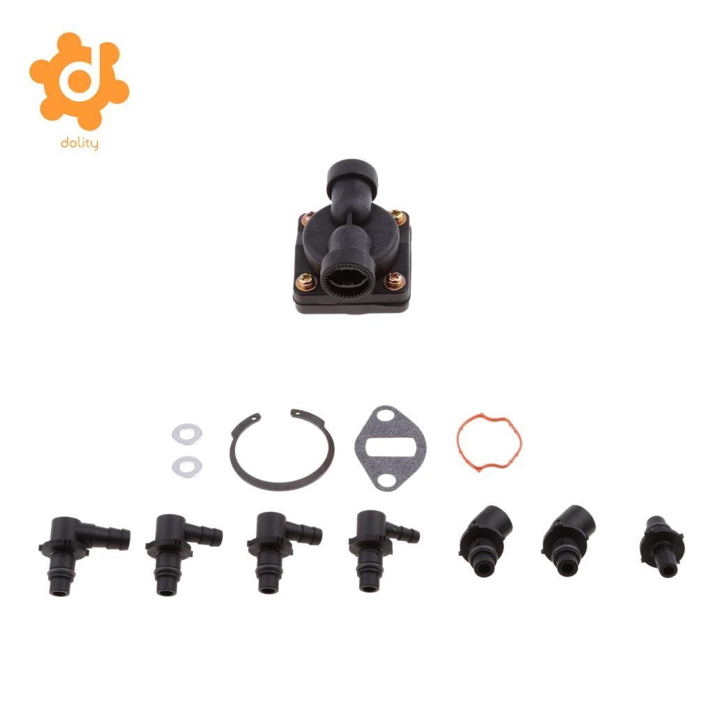 STONEDER Fuel Pump For Kohler 52-559-03-S KT17 KT19 M18 M20 MV16