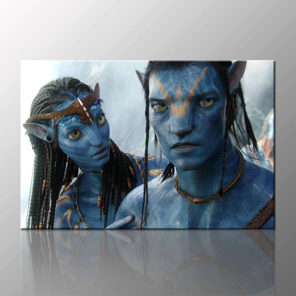 Avatar Movie Poster: Avatar Free Movie Promotion-Shop For Promotional Avatar