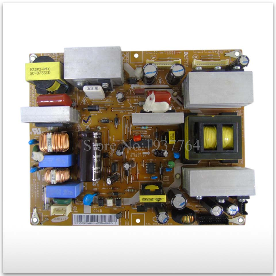 Original second-hand LA32R81BA LA32S81B power supply board BN44-00191A power board ua32eh4000r ua32eh4080r bn44 00492a used power supply board second hand