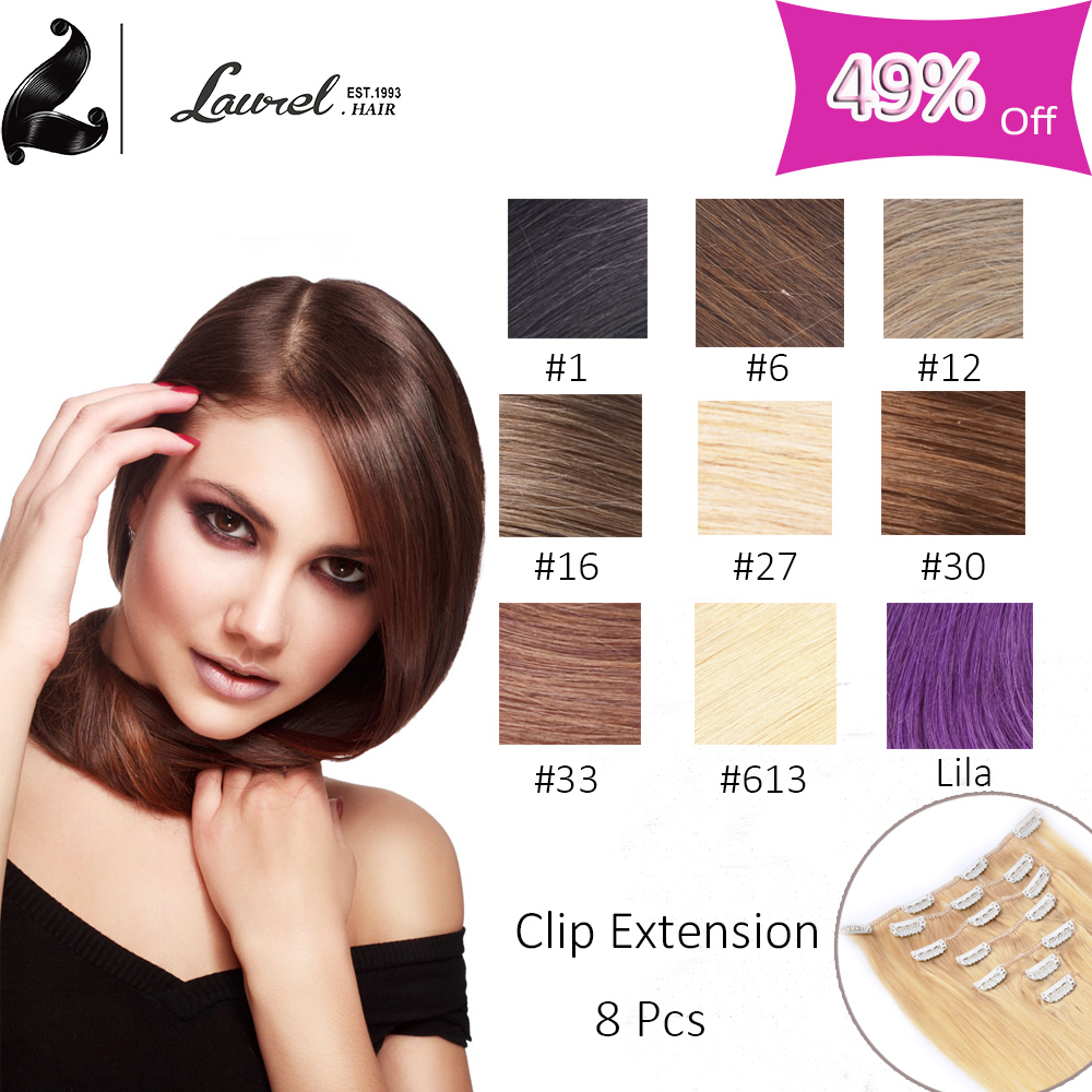 Brazilian Straight Clip In Hair Extensions 8a Grade Brazilian Silky Straight Clip In Virgin Human Hair Extensions With Best Hair