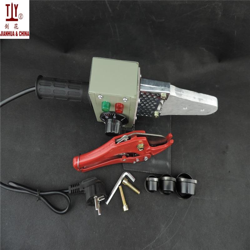 Spedizione gratuita Termoregolatore 20-32mm 220V tubo di plastica - Attrezzatura per saldare - Fotografia 5