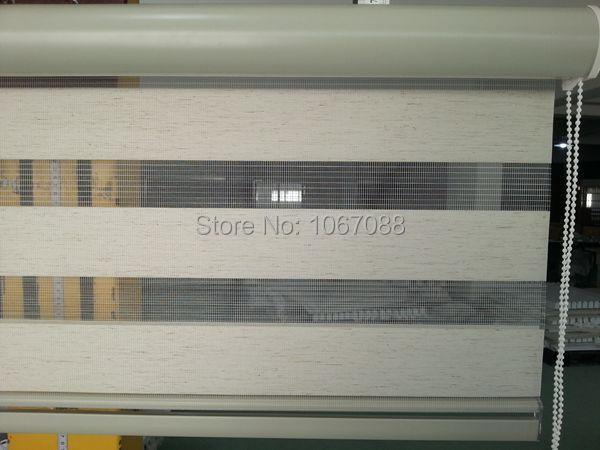 Online kopen Wholesale linnen rolgordijnen uit China linnen ...