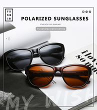 Fashion Polarized Sunglasses Women Men Luxury Brand Designer Vintage Driving Sun Glasses Male Goggles UV400 Oculos de sol