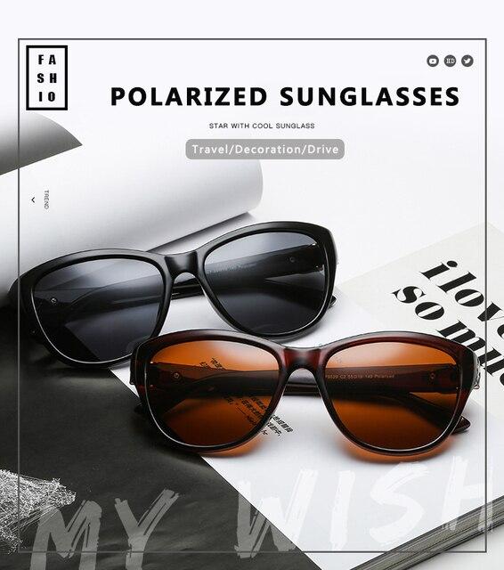 Fashion Polarized Sunglasses Women Men Luxury Brand Designer Vintage Driving Sun Glasses Male Goggles UV400 Oculos de sol