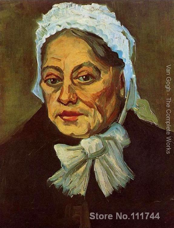 Старые женщины в живописи фото 549-140