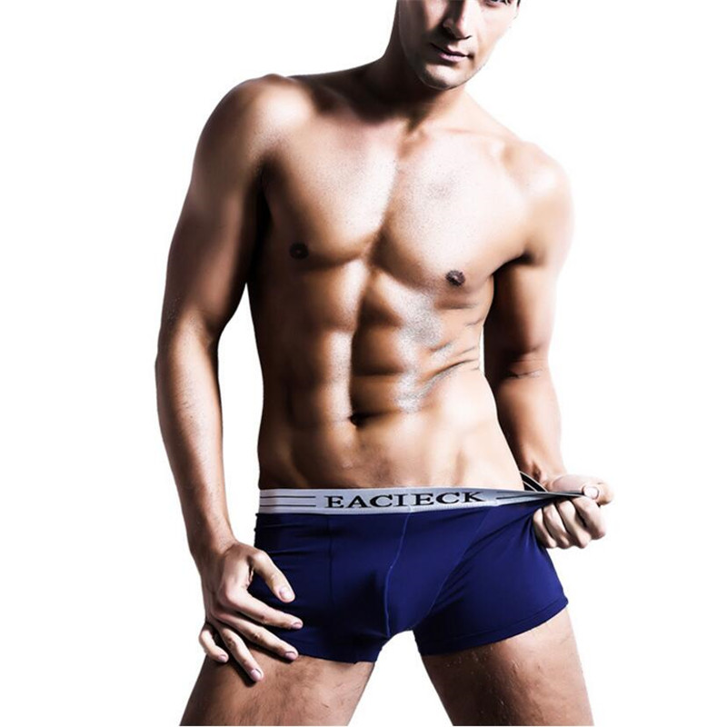Brand  Men's Boxer shorts Comfortable Men's Underwear Modal Sexy Boxers  Male Underwear cueca  M286  M~ XXL