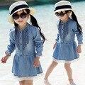 Lace A-line Knee-length Solid Skirts Bull-puncher Skirt Tutu Girls Summer Skirts For Girl Kids Skirts For Girls 10#