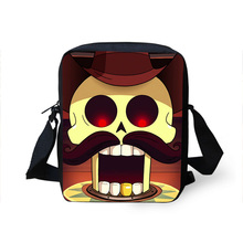 New Cartoon Characters Princess Black Messenger Bags for Girl Cute Girls Sling Children Book Bag Mini Mochila Kids Kindergarten